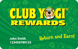 Club Yogi Rewards Program